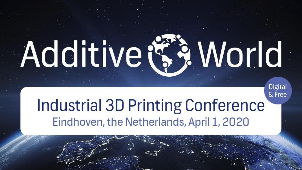 Additive Industries: Niet annuleren, Online en gratis!