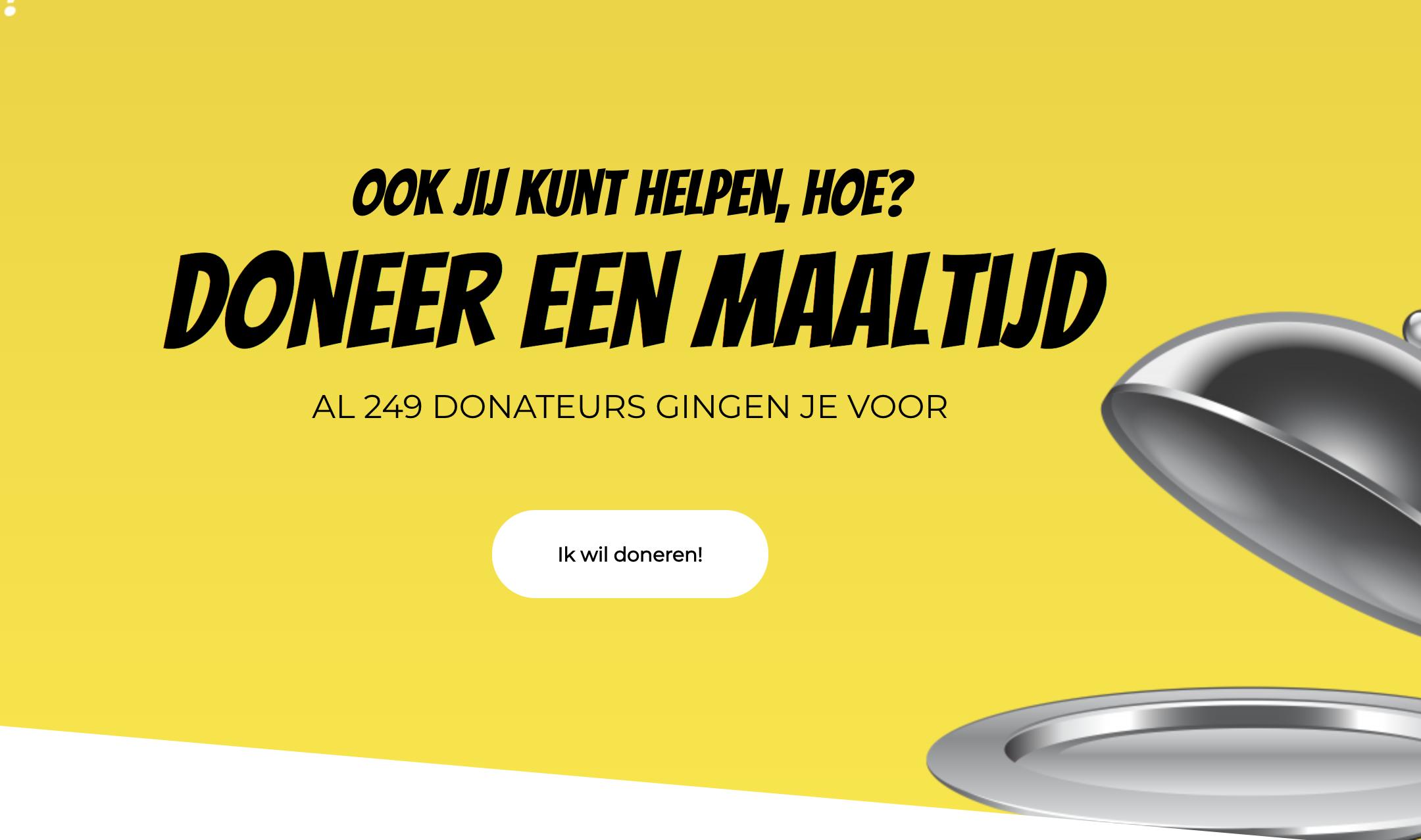 Hoesmaaktuhet.nl – Doneer een maaltijd