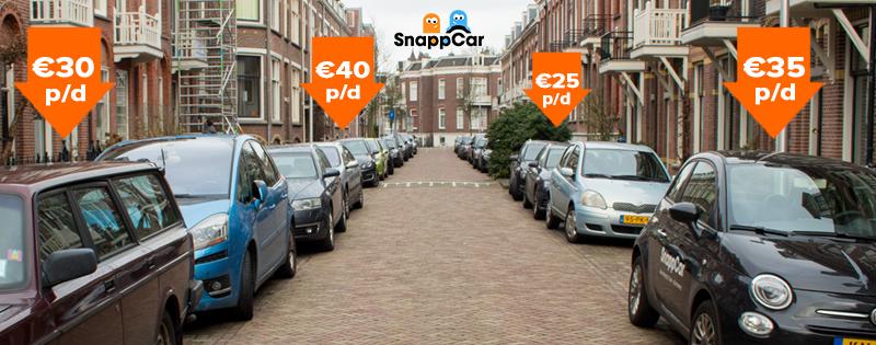 SnappCar – Heroes Support Actie