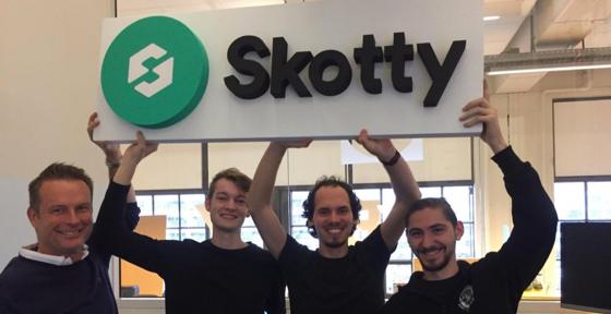 Skotty – Thuiswerkers zijn makkelijke prooi voor hackers, wij helpen